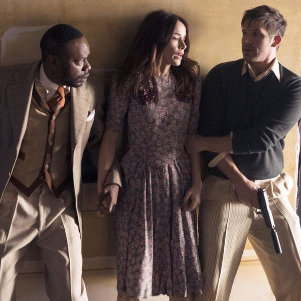 NBC Is Bringing Back 'Timeless' One More Time