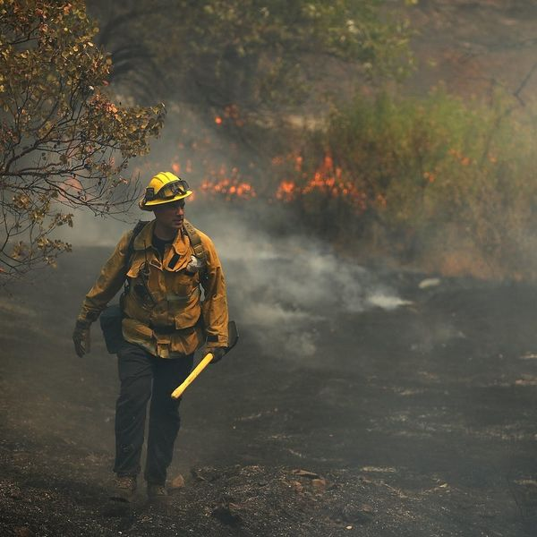 Carr Fire Marks Deadly Start to Northern California Wildfire Season