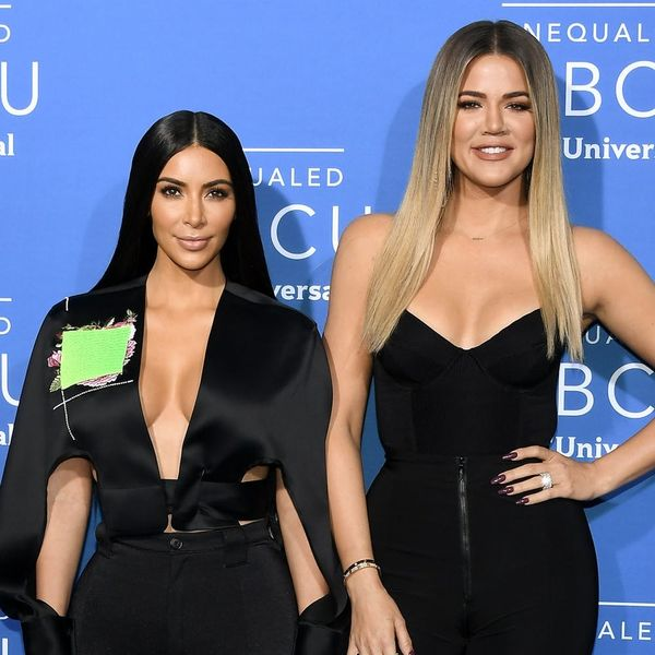 Kim and Khloé Kardashian Get the Cool-Girl Haircut of Summer '18