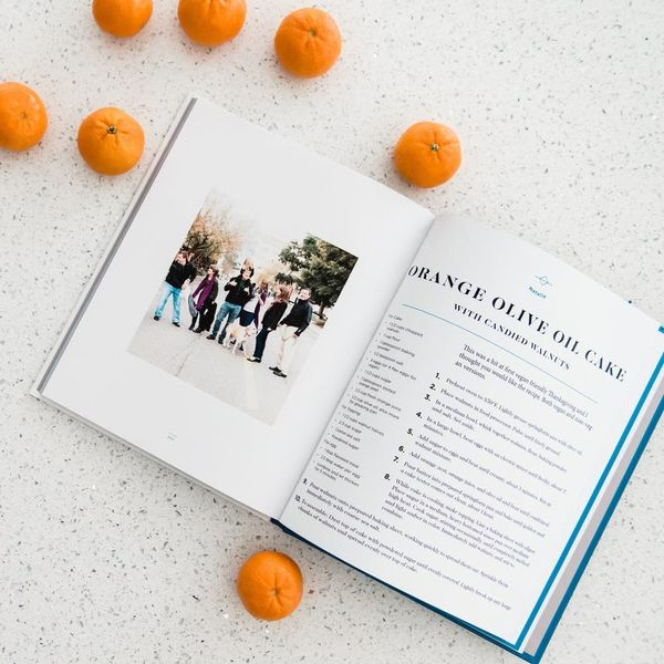 This Personalized Cookbook Is the Wedding Gift Every Foodie Couple Needs
