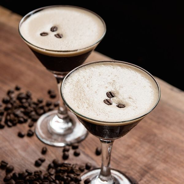 cold-brew coffee cocktails