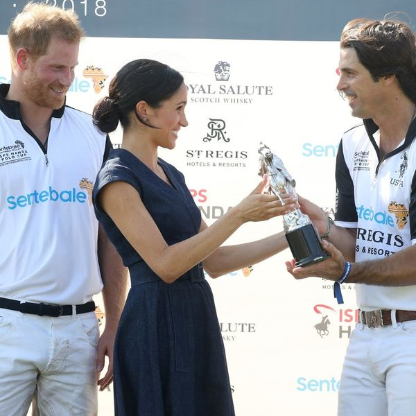 Prince Harry and Meghan Markle 'Found Each Other to Change the World,' Nacho Figueras Says