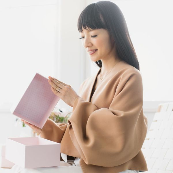 Marie Kondo Just Released a New Product to Help You Get Organized