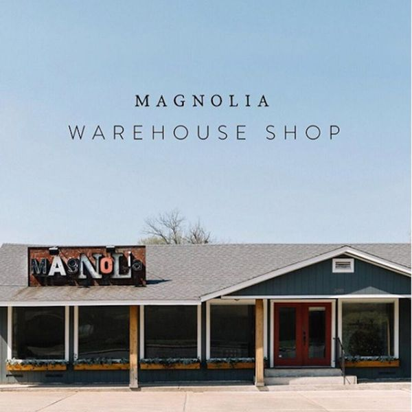 PSA: Chip and Joanna Gaines' Magnolia Discount Store Is Back In Business