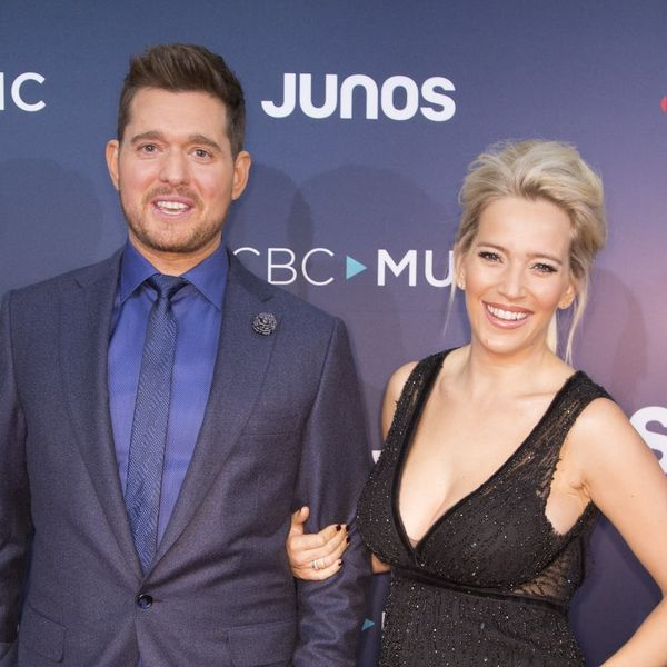 Michael Bublé and Luisana Lopilato Welcome a Baby Girl