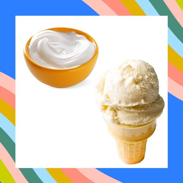The Internet's Losing Its Mind Over Mayo-Flavored Ice Cream