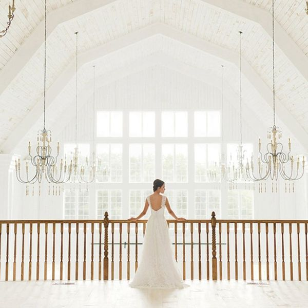 10 Breathtaking Wedding Venues That Will Make Your Jaw Drop
