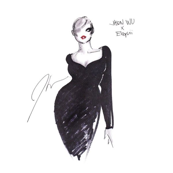 Jason Wu Is Designing an Extended Size Collection for ELOQUII