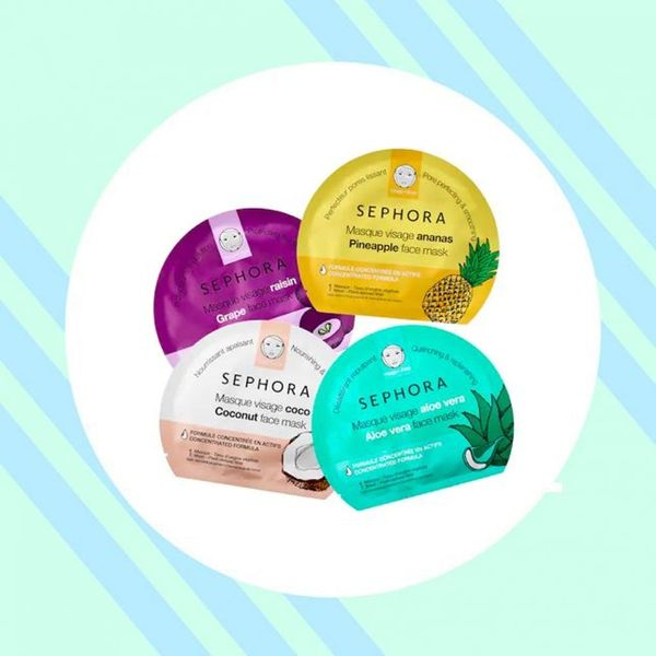 This Is NOT a Drill! Sephora Is Giving Away Free Face Masks This Weekend
