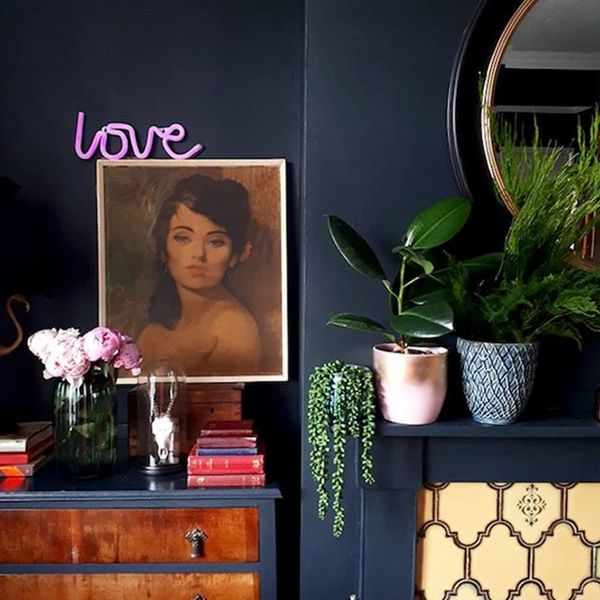 13 Inky-Hued Rooms That Are Moody in the BEST Way