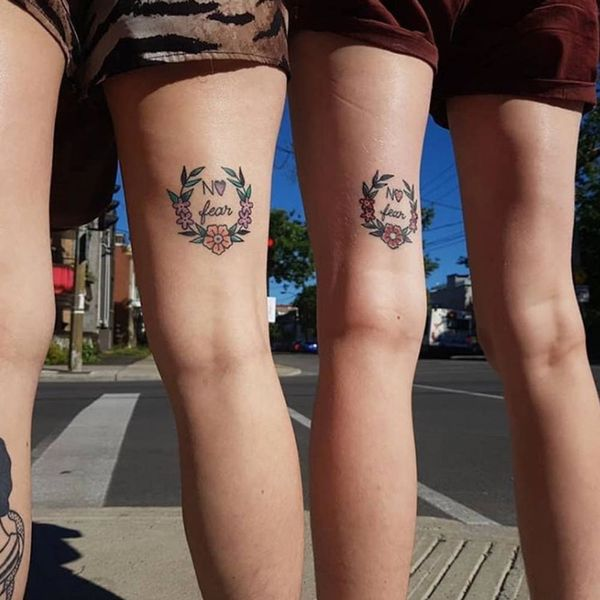 These Two Friends Use Tattoos to Help End Sexual Violence