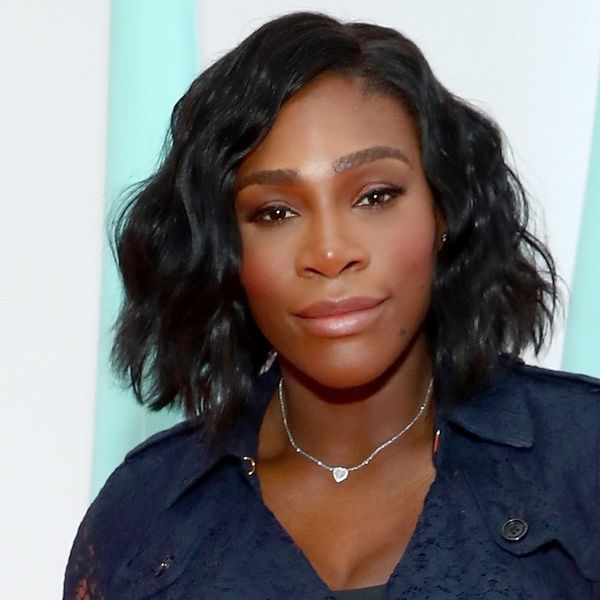 Serena Williams Might Have the Healthiest Pregnancy Cravings Ever