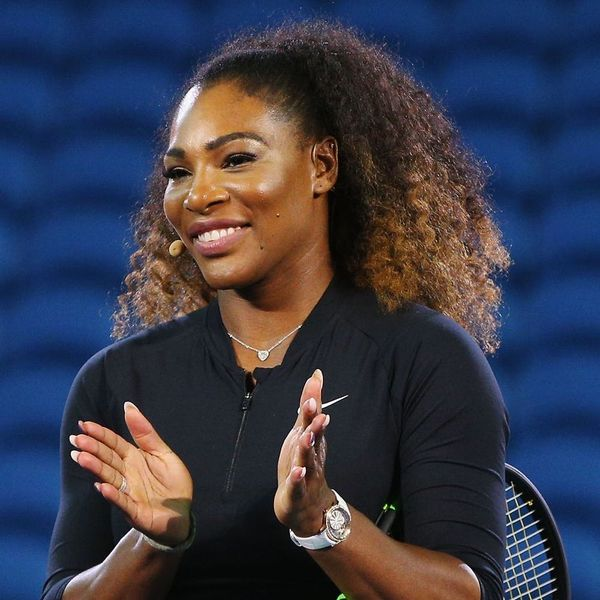 Serena Williams Just Set a New Standard for Instagram Baby Bump Pics