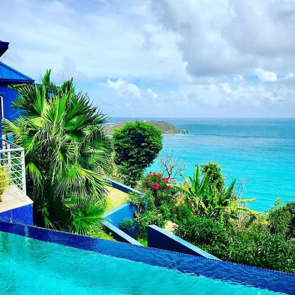 7 Seaside Villas in the US Virgin Islands for Your Next Squad Getaway