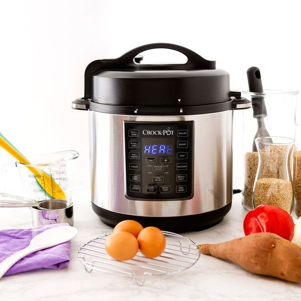 Everything You Need to Know About Crock-Pot's Version of the Instant Pot