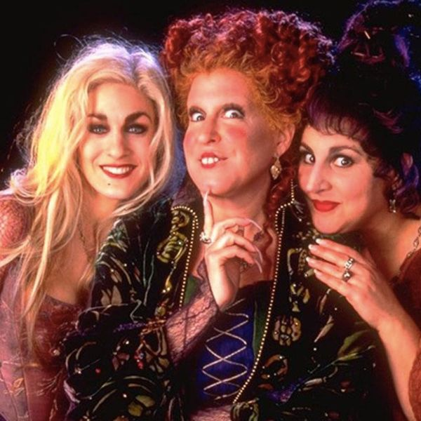 """Bette Midler Has Some Harsh Words for the Upcoming """"Hocus Pocus"""" Remake"""