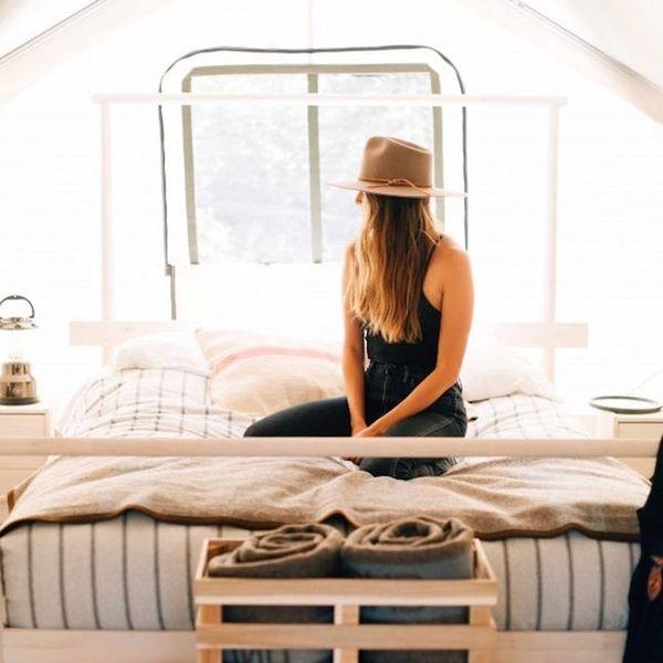 11 Glamping Getaways for Your Next Girls' Trip