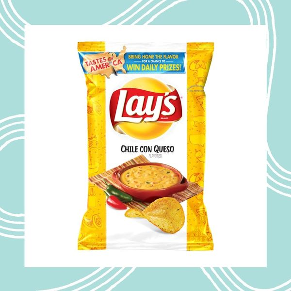 Lay's Just Released Chili Con Queso Chips (Plus 7 MORE Ridiculous New Flavors)