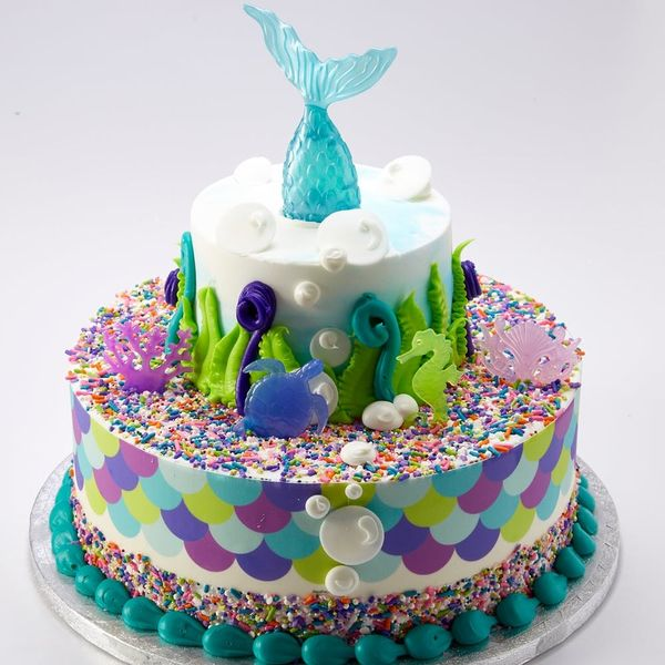 Sam's Club Will Release a Mermaid Cake That We Can't Wait to Dive Into