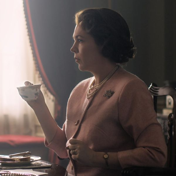 'The Crown' Just Released the First Look at Olivia Colman as Queen Elizabeth II