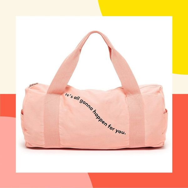 15 Workout Bags to Totally Stand Out at the Gym
