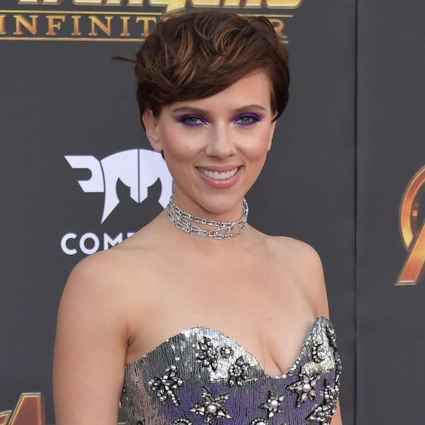 Scarlett Johansson Withdraws from 'Rub & Tug' After Backlash