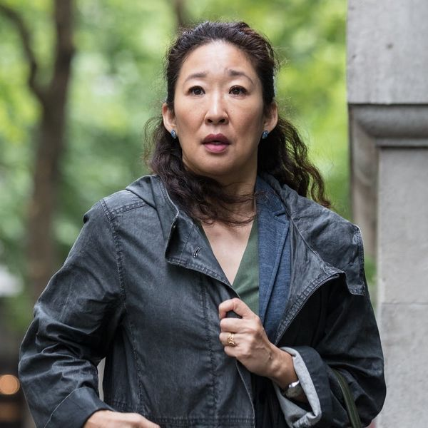 Sandra Oh Just Made History With Her 2018 Emmy Nomination