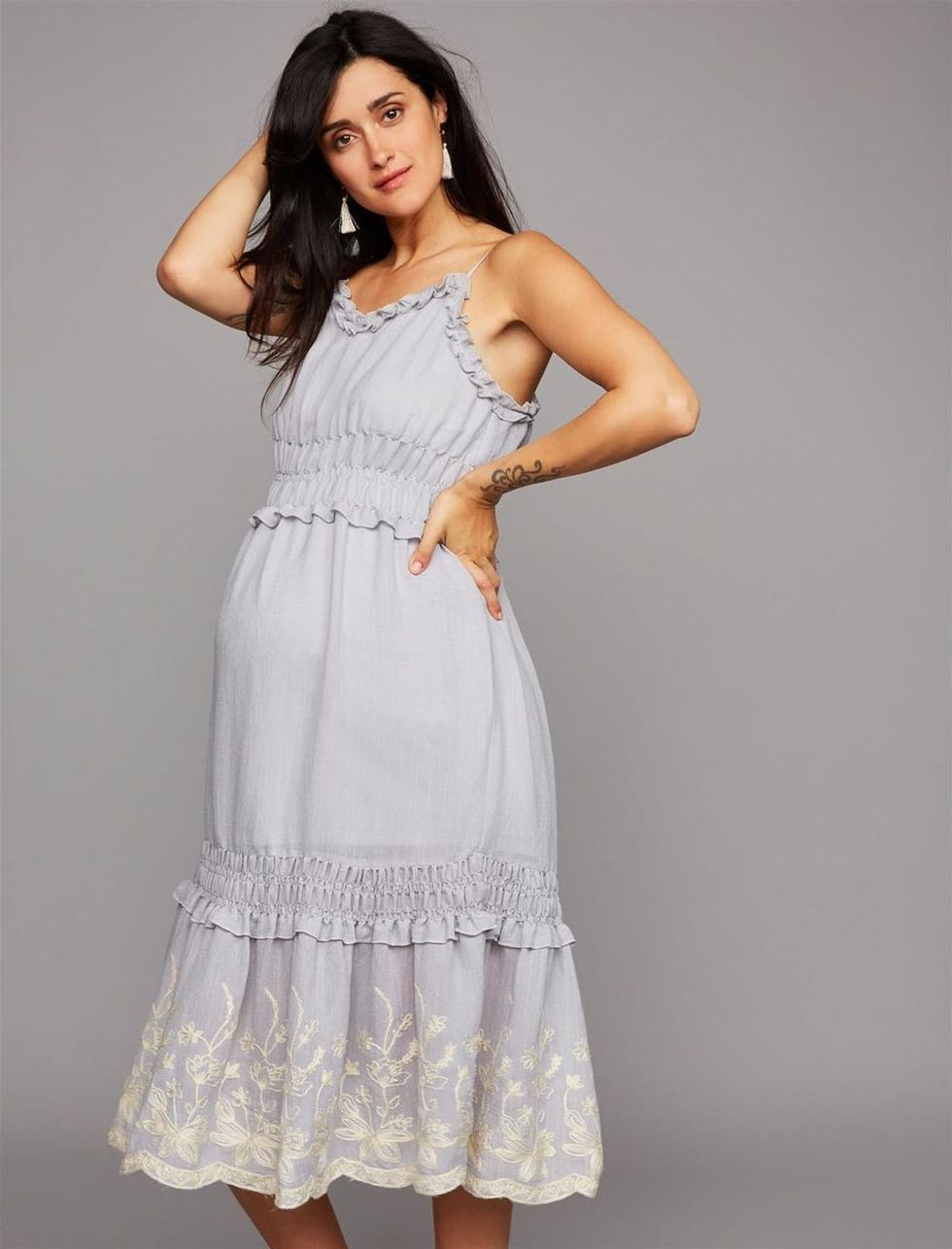 10 Maternity Sundresses For A Stylish Summer Brit Co