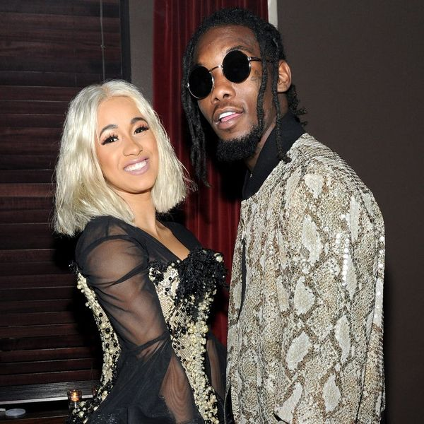 Surprise! Cardi B Confirms She Secretly Married Offset Last Year