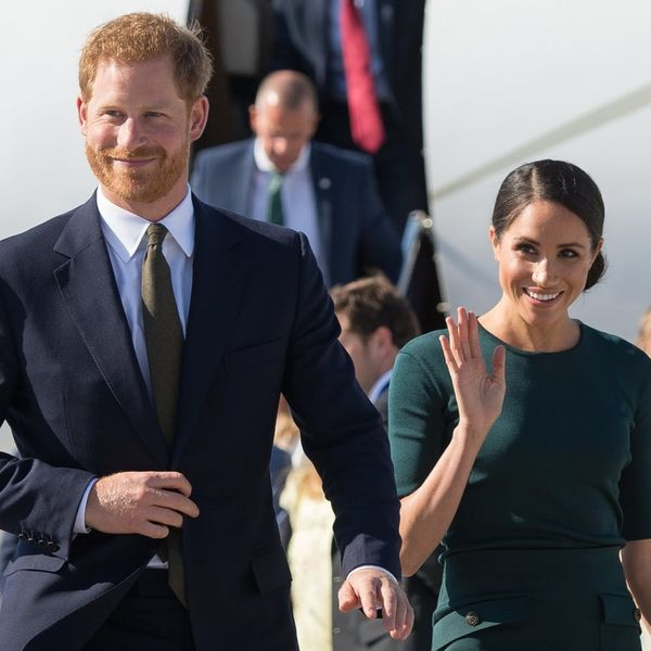 Prince Harry and Meghan Markle Made Their First Official Foreign Visit as a Married Couple