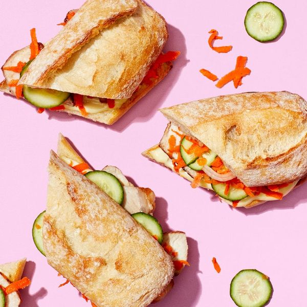 Here's How to Make a Sandwich the Chrissy Teigen Way
