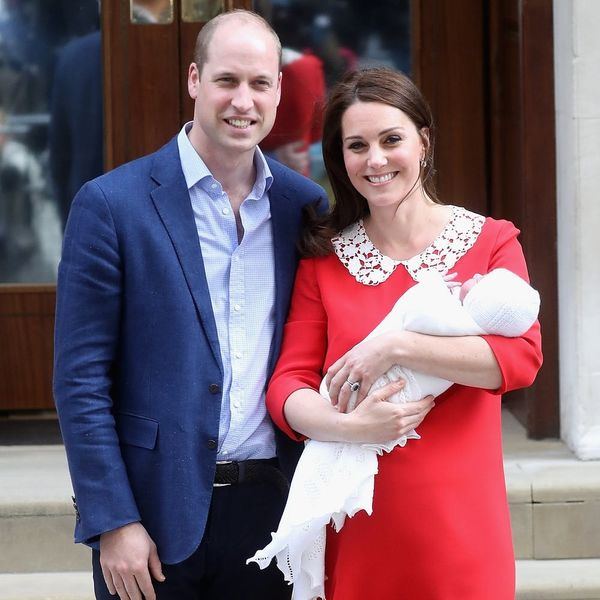 Prince Louis' Godparents Have Been Revealed!