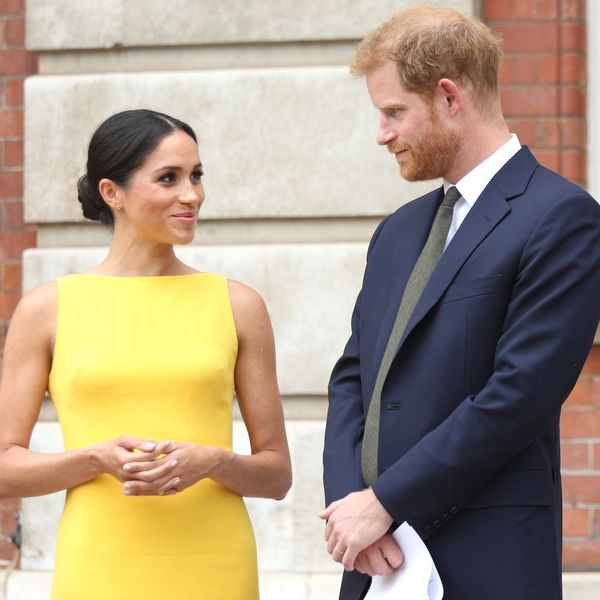 People Think Meghan Markle Might Be Developing a British Accent