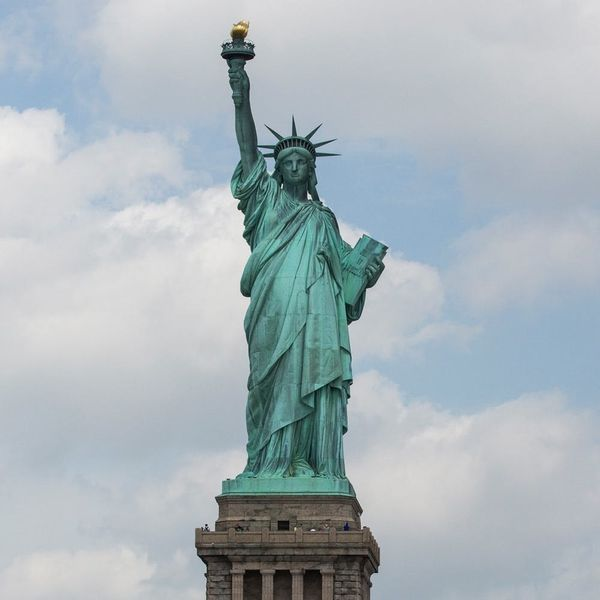 The Statue of Liberty Climber Speaks Out: 'I Went as High as I Could'