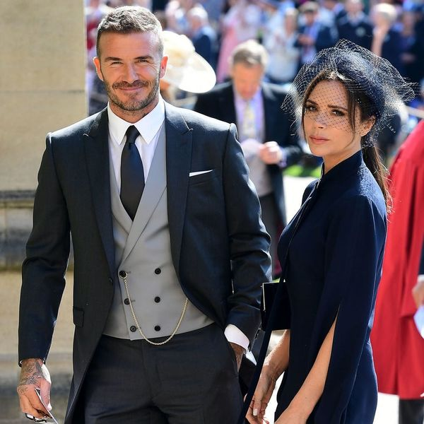 David and Victoria Beckham Had Some Sweet Words for Each Other on Their 19th Anniversary