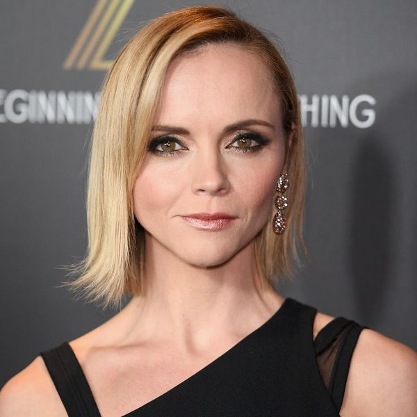 Christina Ricci's 3-Year-Old Son Had the Cutest Reaction to Seeing Her in 'Casper'