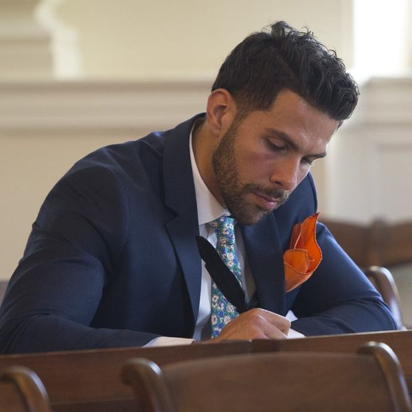 The Bachelorette's Chris Randone Apologizes for His 'Disgusting' Behavior