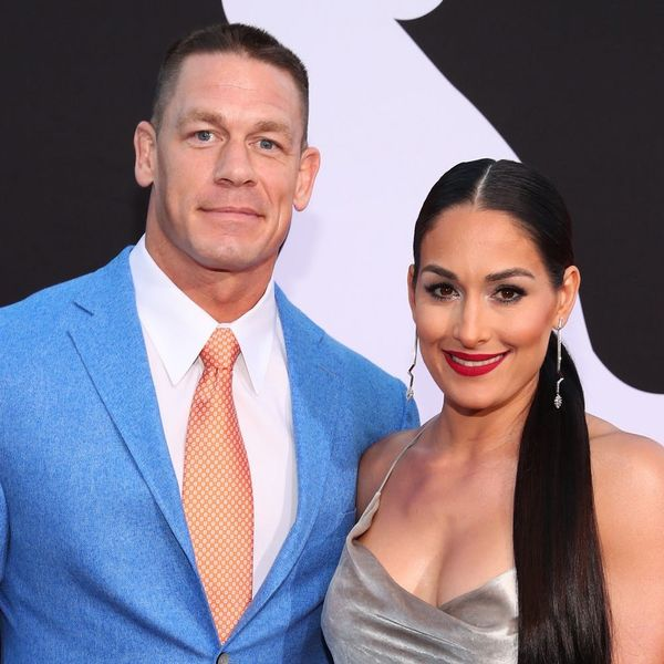 Nikki Bella and John Cena's First Reunion After Breaking Up Was So Intense