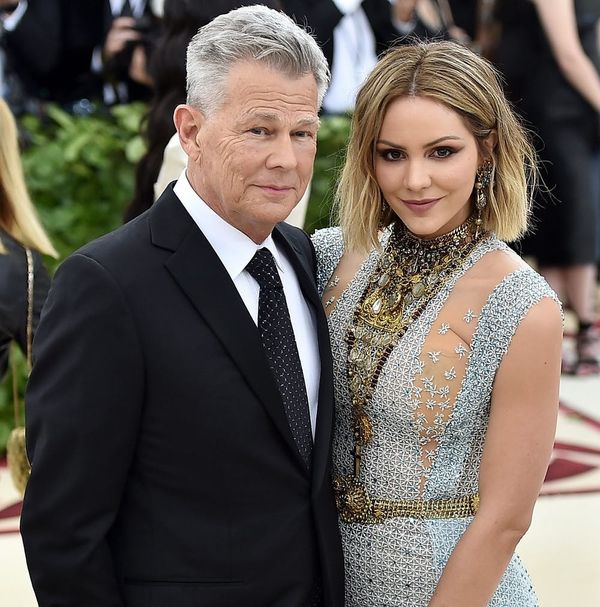 Katharine McPhee and David Foster Are Engaged!