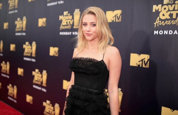 Here's Why 'Riverdale' Star Lili Reinhart Is 'Not Okay' Talking About Her Relationship