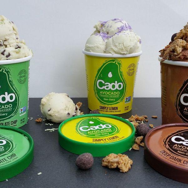 Say Goodbye to Avo Toast and Hello to Cado Ice Cream