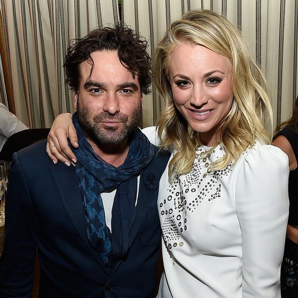 Johnny Galecki Shared a Sweet Note for Newly Married 'Big Bang Theory' Wife Kaley Cuoco