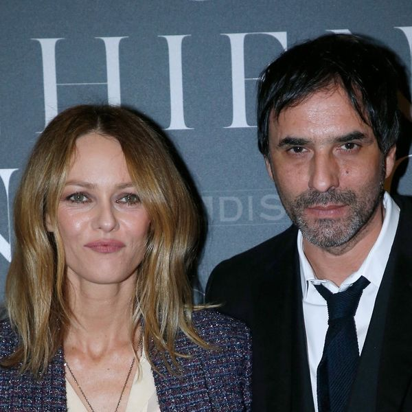 Vanessa Paradis Was the Epitome of French-Girl Chic in Her Gorgeous Wedding Gown