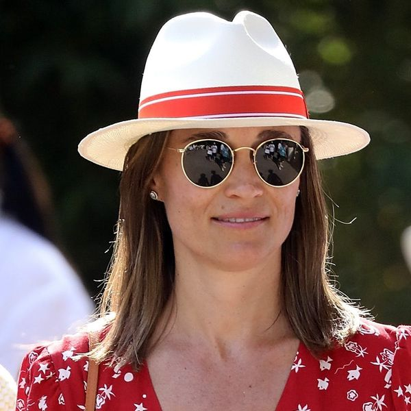 *This* Is the Pregnancy Inspo Pippa Middleton Is Taking from Serena Williams