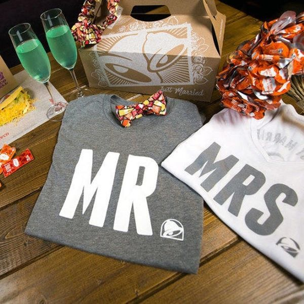Have the Fast Food Wedding of Your Dream by Getting Married at Taco Bell