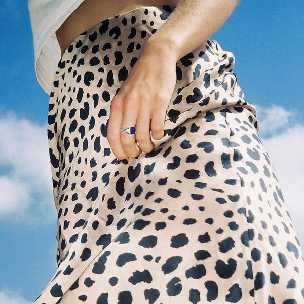 Why Is Everyone Obsessed With This Leopard Skirt?