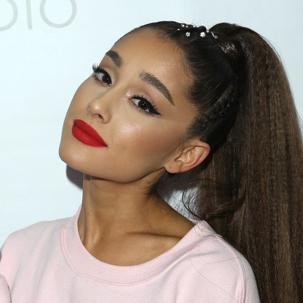 Is Ariana Grande Sporting a Tribute Tattoo for Pete Davidson's Late Father?