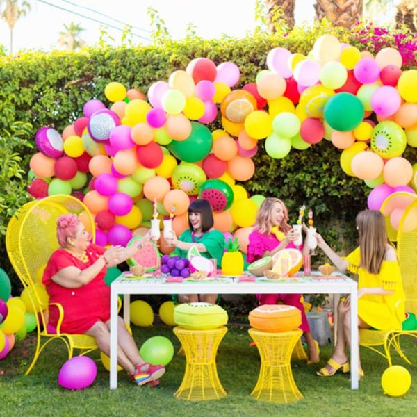 Keep It Cool With These 11 Fun Summer-Party Themes