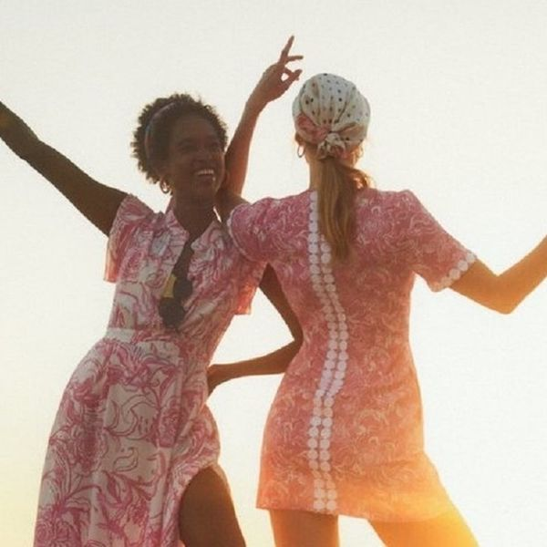 Lilly Pulitzer Teams Up With Goop for the Colorful Collection Your Summer Wardrobe Needs