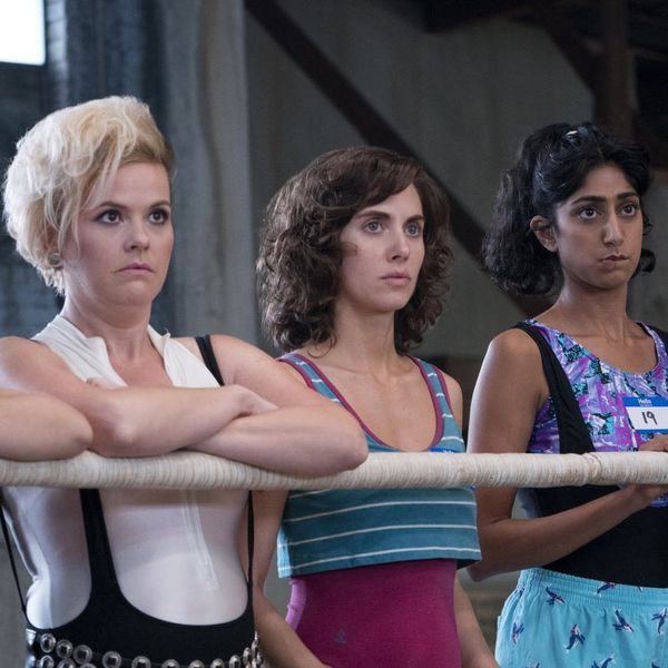 'GLOW' Might Make You Feel Uncomfortable, and That's Okay